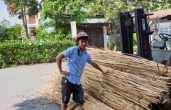 Sản xuất ống hút tre tại việt nam