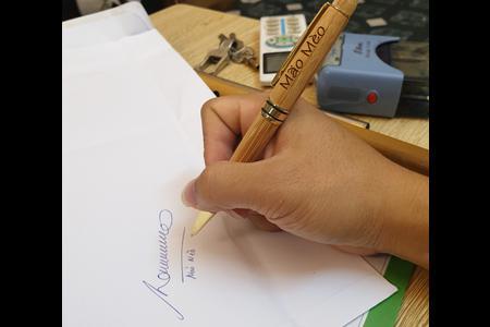 Bamboo Pen 3